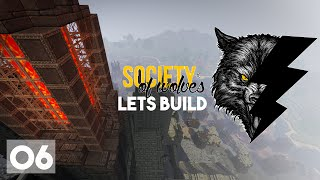 Minecraft Lets Build :: Grindy Expansion! :: Society of Wolves Part 6