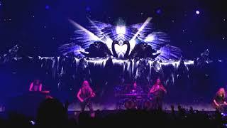 Nightwish - Come Cover Me. Arena Ciudad de México 2018