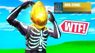 *RARE* INFINITY STONE METEOR TRICK!! - Fortnite Funny WTF Fails and Daily Best Moments Ep.1098