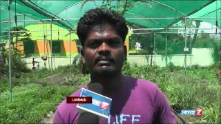 Youth build organic farming module | Tamil Nadu | News7 Tamil |