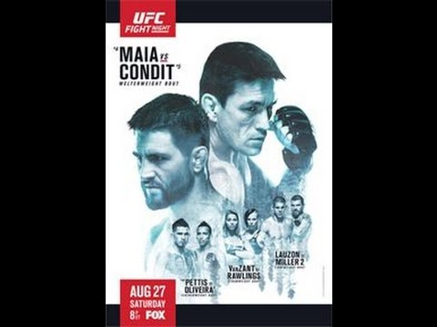 Carlos Condit on GSP & what fighter he admires