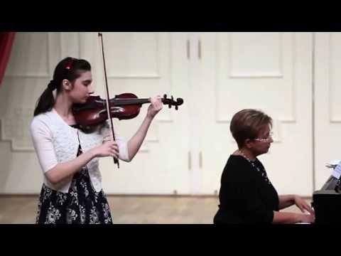 Бах Иоганн Себастьян - Концерт для скрипки с оркестром N2 E-dur (с партией)