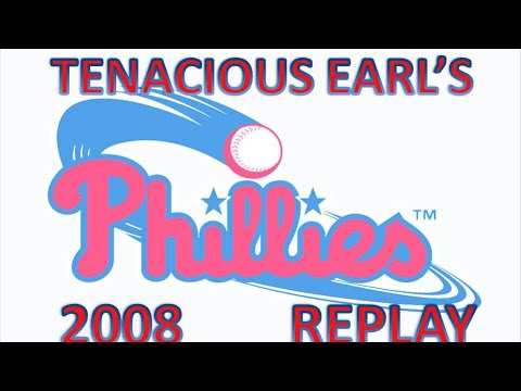 TBL 08PhilsSAdvReplay - G124 - at San Diego - Stratomatic Baseball