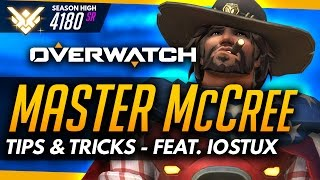 Overwatch | Master McCree - Advanced Guide (ft ioStux)
