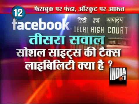 HC notices to Centre, Facebook India, Google India on PIL