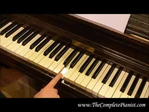 Piano Interval Training Steps and Skips: Beginner Workbook 1