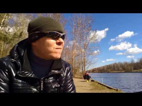 весенний фидер видео на малой реке