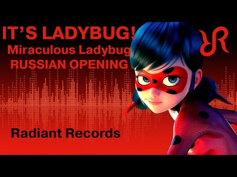#Miraculous #Ladybug (OP) [It's Ladybug] Wendy Child & Cash Calloway RUS song #cover