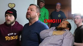 JOE'S HEART ATTACK PRANK!
