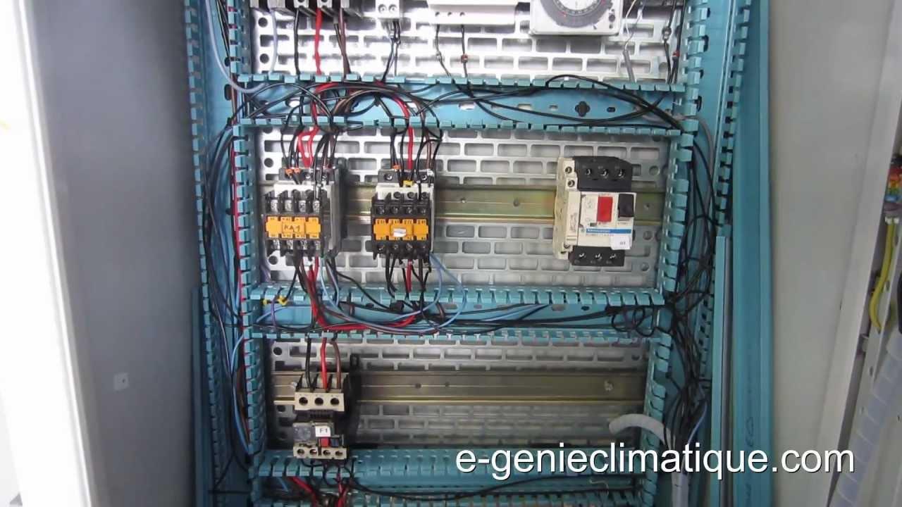 Froid16 contacteur moteur en fonctionnement youtube - Sectionneur porte fusible telemecanique ...