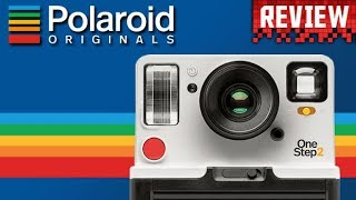 Polaroid Camera REVIEW: Instant fun with the One Step 2, a remade classic that's great fun