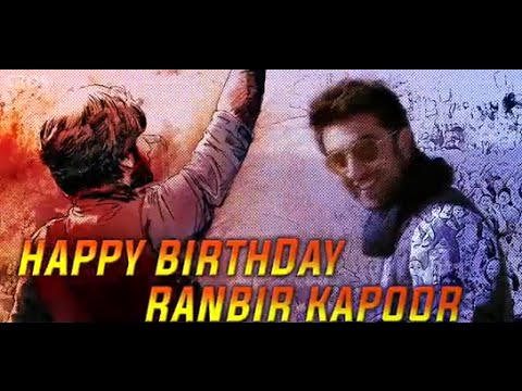 Happy Birthday Rockstar Ranbir Kapoor!