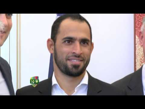 Fawad Ahmed officially becomes Australian citizen