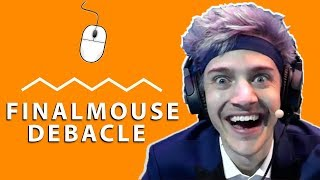 Ninja's Finalmouse Debacle EXPLAINED