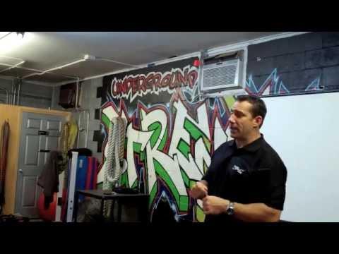 Guru Nutrition Seminar at Underground Strength Gym