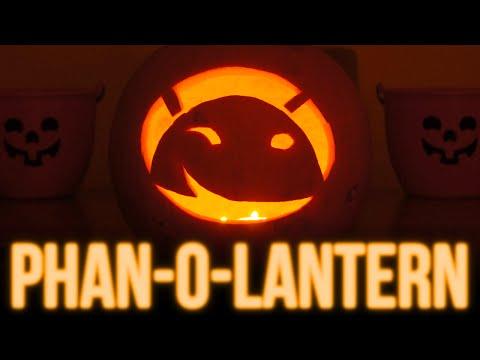 How to carve a PHAN-O-LANTERN