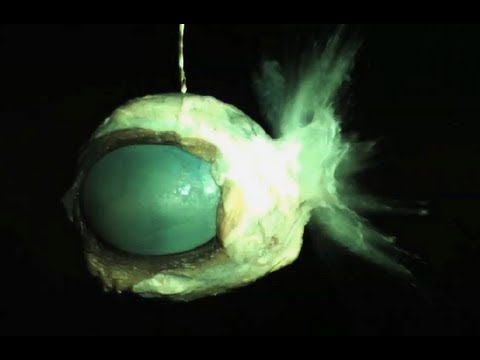 Eyeballs vs. Bullets in SlowMo - Smarter Every Day 26