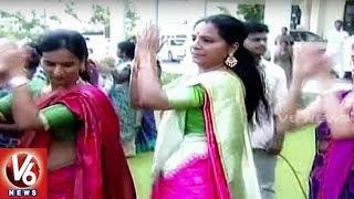 Nana Biyyam Bathukamma Festival Celebrations Across Telangana
