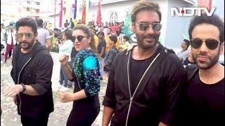 download lagu Exclusive: Rohit Shetty & Parineeti Chopra On The Sets gratis