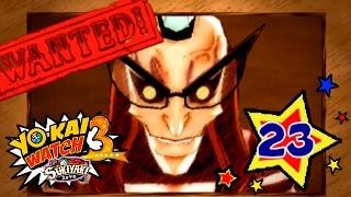 Brodycagada nº384 I #23 I Yo-kai Watch 3: Sukiyaki