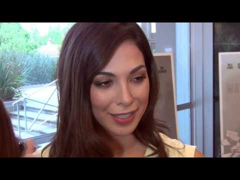 Moran Atias Interview At Third Person Premiere W kristin Carole   Anatomy Of A Movie video