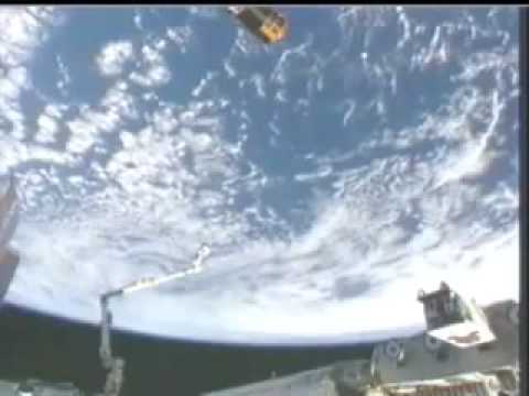 HTV-1: RELEASE FROM ISS