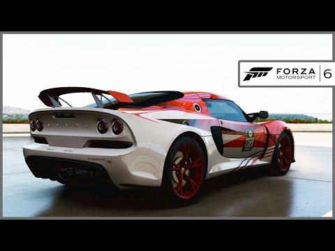 FORZA MOTORSPORT 6 #13 | Lotus Exige S 2012 | XBOX ONE PT/1080P