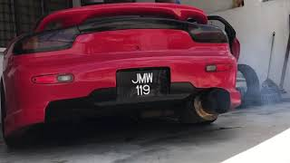 Rx7 fd3s 20b N.A Bridgeport