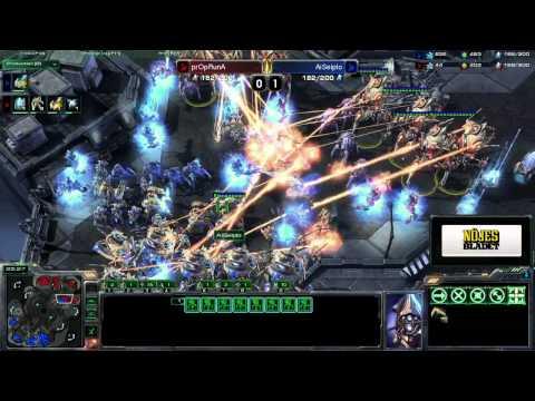 ESPORTSM SM-tävling 1  - Säsong 2012/2013 - StarCraft II - Inferno Online Stockholm