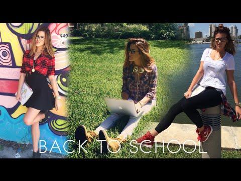 Back To School Look(s)