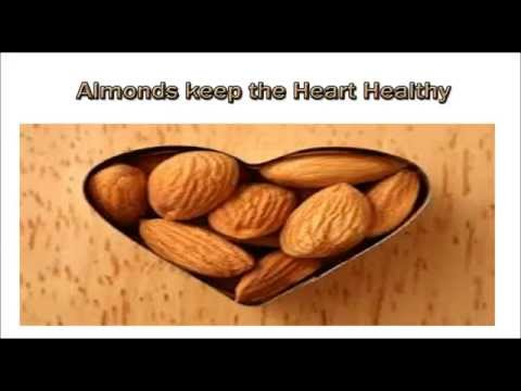 बादाम के फ़ायदे, Health Benefits of Almonds in Hindi, Almonds for Healthy heart, weight loss, skin