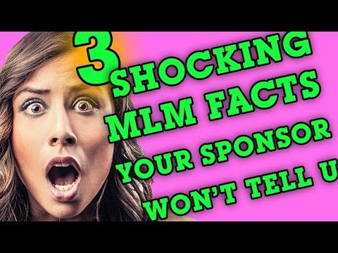 Wealthy Affiliate Reviews: 3 Shocking Facts Your WealthyAffiliate Sponsor Won't Tell You