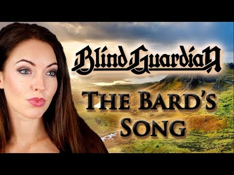Blind Guardian - The Bard's Song 🎸 (Cover by Minniva feat. Christos Nikolaou)