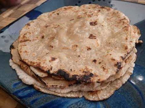 Gluten-free Chapati Indian Recipe