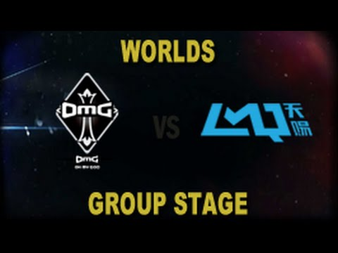 OMG vs LMQ - 2014 World Championship Groups C and D D4G6