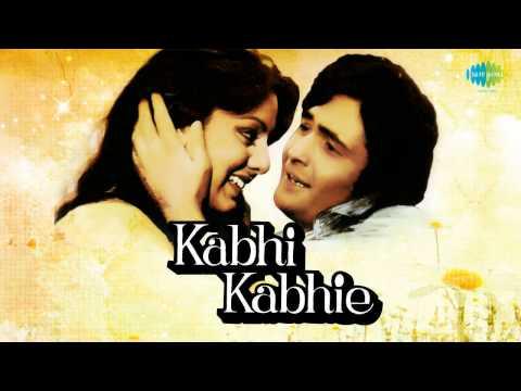 Tere Chehre Se Nazar Nahi - Kishore Kumar - Lata Mangeshkar -...