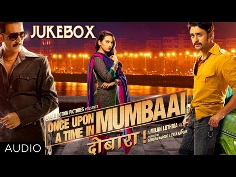 Once Upon A Time In Mumbaai Dobaara Full Songs (jukebox) | Akshay Kumar, Imran Khan, Sonakshi Sinha video