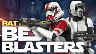 What's the Best Blaster in Battlefront? The Best Blasters in the Game After Death Star Update