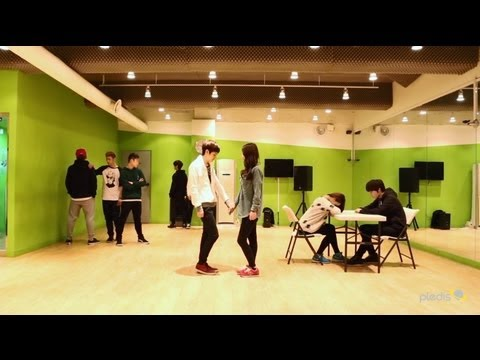 Nu'est() _ Hello() _ Choreography() Full Ver.