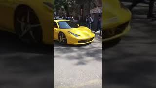 Lamborghini in India