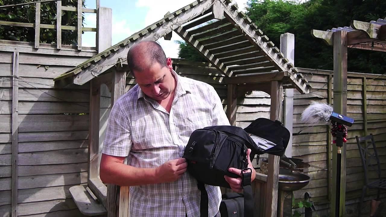 Lowepro Nova 170 Aw Shoulder Bag Review 46