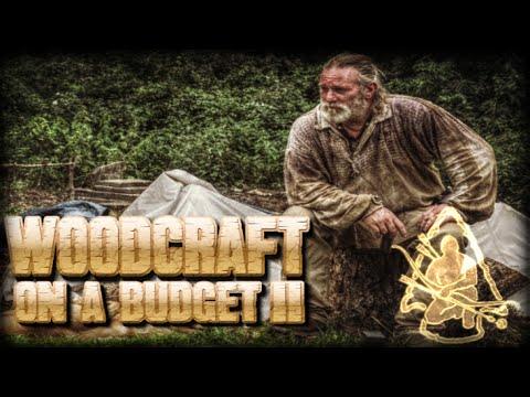 Woodcraft on a Budget Part 4 Jack Knives