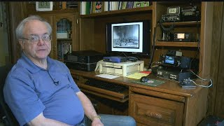 Local radio operators keep their eyes on the sky