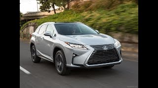 Don't Buy A Lexus RX350 Without Watching This First - Options Explained