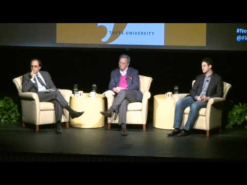 "Discussion: Google's Eric Schmidt and Jared Cohen on ""The New Digital Age"" at The Fletcher School"