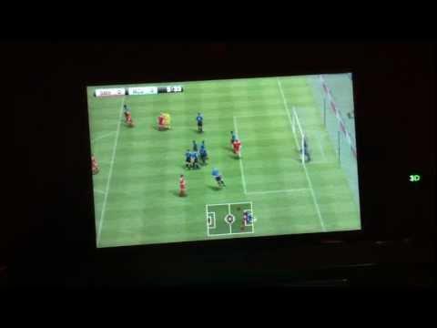 Pro Evolution Soccer 2012 3D - Nintendo 3DS