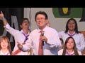 Coro Menap en Cipolletti, [video]