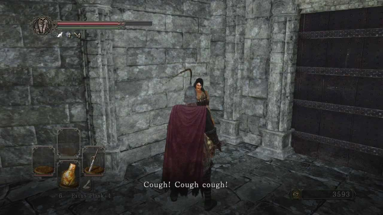 Dark Souls 2 Unpetrifying Rosabeth Access To Shaded