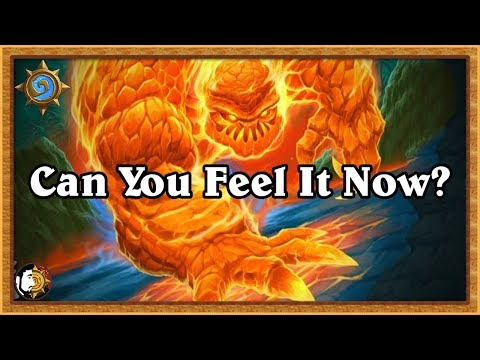 Hearthstone: Can You Feel It Now? - Elemental Shaman