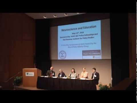 Neuroscience and Education Panel 1